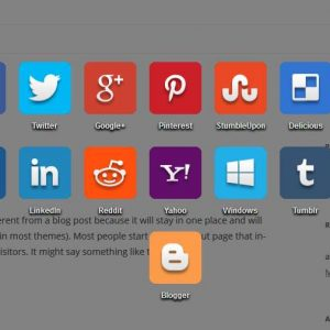 WP Popup Social Link and Content Share