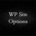 WP Site Options