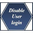 Disable User Login
