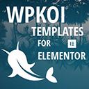 WPKoi Templates for Elementor