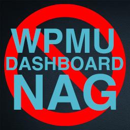 Remove WPMU Dashboard Install Nag