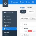 WpRedesigned – Beautiful Custom Admin Theme