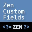 Zen Custom Fields