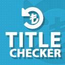 ZPLMOd – Title Checker