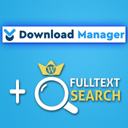 WPFTS Add-on for WP Download Manager