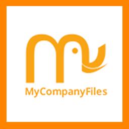 MyCompanyFiles Login Form