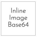 Inline Image Base64